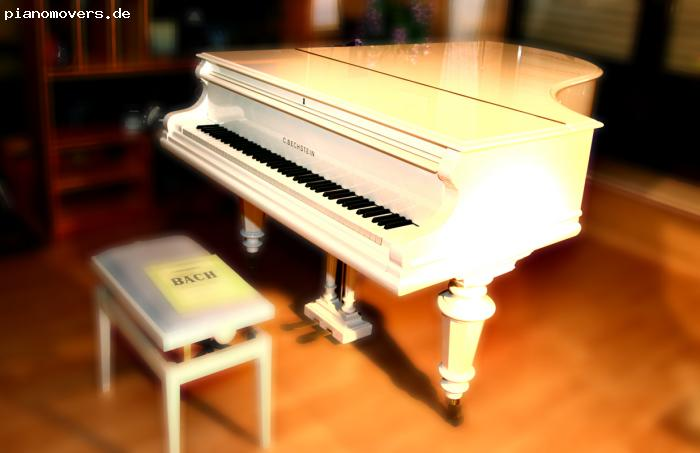 pianomovers bechstein b fl gel wei. Black Bedroom Furniture Sets. Home Design Ideas