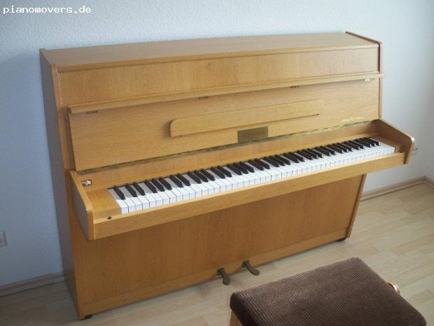 pianomovers bernstein klavier hellbraun. Black Bedroom Furniture Sets. Home Design Ideas