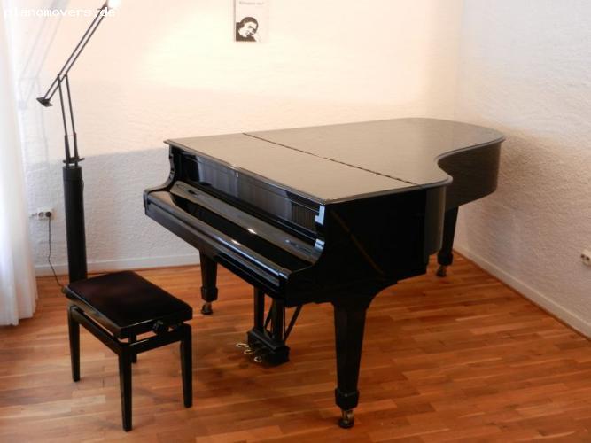 pianomovers topzustand steinway b fl gel 1980 schwarz. Black Bedroom Furniture Sets. Home Design Ideas