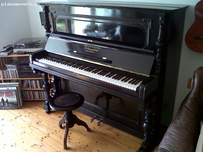pianomovers grotrian steinweg nachf klavier gebraucht. Black Bedroom Furniture Sets. Home Design Ideas