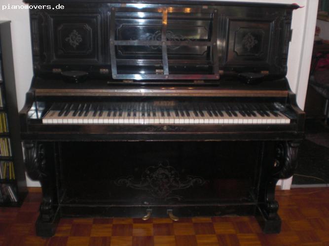pianomovers klavier pleyel aus paris um 1890. Black Bedroom Furniture Sets. Home Design Ideas