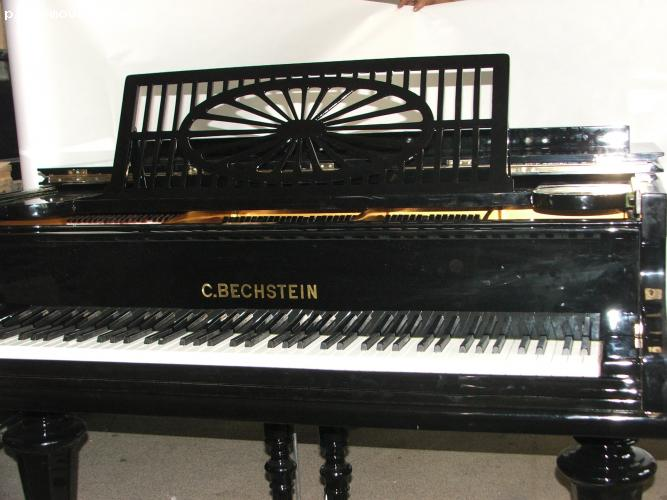 pianomovers bechstein fl gel komplett restauriert. Black Bedroom Furniture Sets. Home Design Ideas