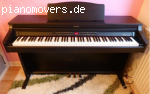 Digitalpiano E-Piano Roland HP 2e inkl. Hocker